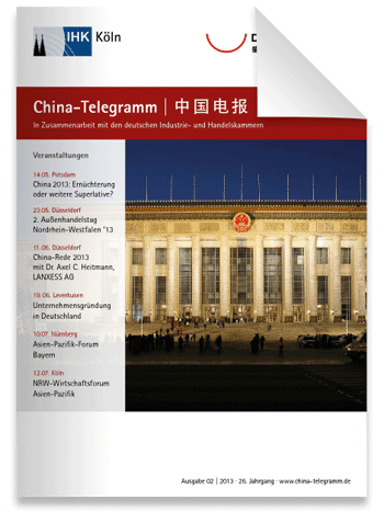 China-Telegramm