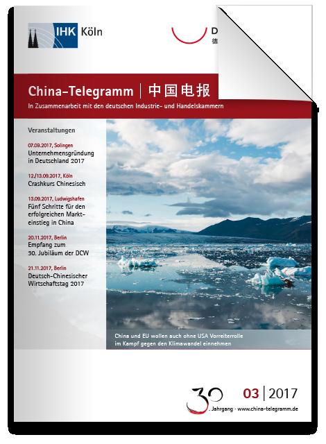 China-Telegramm